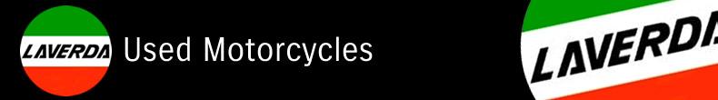 Used Laverda Motorcycles