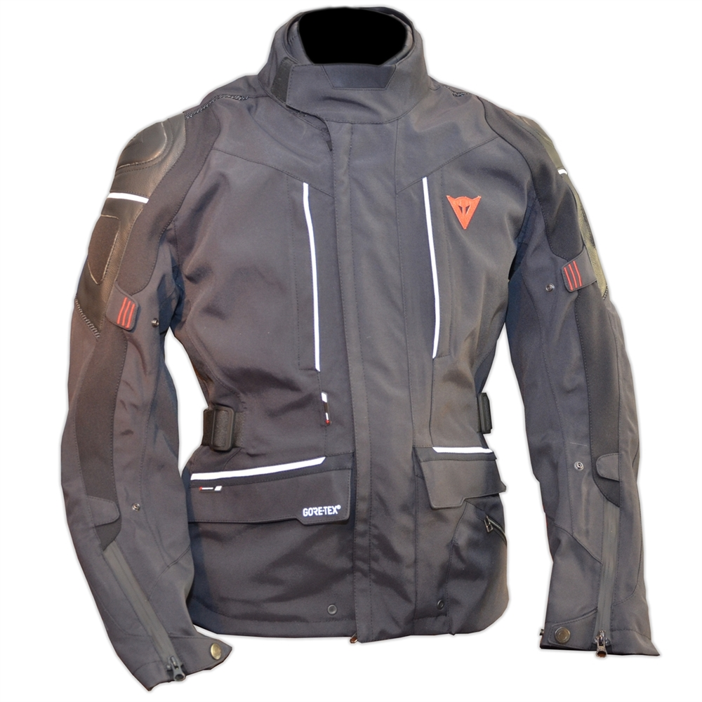 Dainese D Cyclone Gore Tex Jacket Black M Amp S