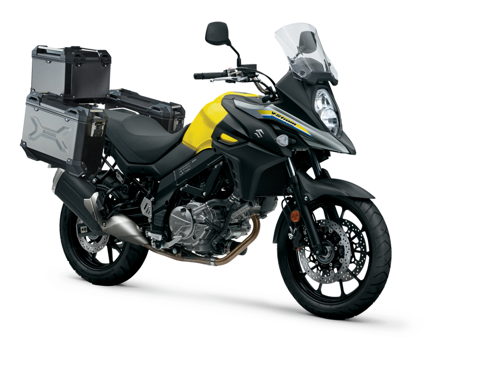 Suzuki V-Strom 650X GTA | M&S Motorcycles Newcastle