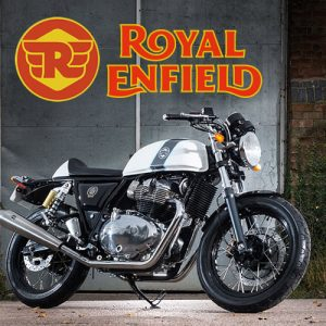New Royal Enfield